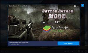 Bluestacks game battle royal mode