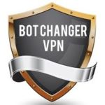 Bot changer vpn logo in www.techfizzi.com