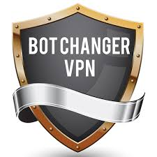 Bot changer vpn logo in www.techfizzi.com