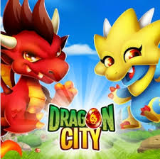dragon city game logo for pc windows mac in www.techfizzi.com