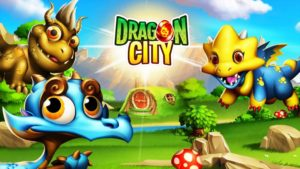 dragon city game screen for pc windows mac in www.techfizzi.com