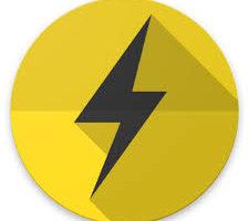 Powervpn logo in techfizzi.com