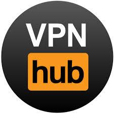 vpnhub logo app for pc windows and mac in www.techfizzi.com