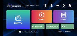 IPTV Smarters Pro Free Download For Mobile PC Windows & MAC img