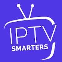 IPTV Smarters Pro logo Download For Mobile PC Windows & MAC