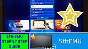 StbEmu ss And Run For PC Windows 7,8,10 & MAC in www.techfizzi.com