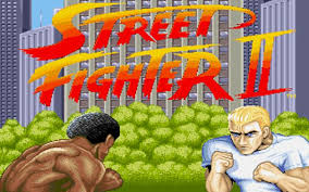 Street Fighter 2 logo Download And Run Free For Mobile PC Windows & MAC