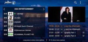 ThunderTV IPTV App screen Download For PC Windows & MAC in www.techfizzi.com