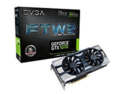 EVGA GEFORCE GTX 1070 FTW2 GAMING, BEST AFFORDABLE GRAPHICS CARD FOR FORTNITE in www.techfizzi.com