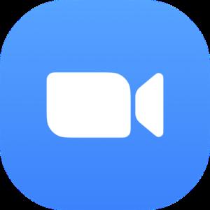Zoom Cloud Meeting App logo Download For PC (Windows 10,8,7 & MAC)
