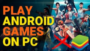 How To Play Android Games on PC Without Bluestacks or Andy img