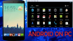 Run Android Apps on your PC Without Bluestacks Or Emulator pic