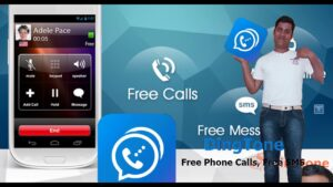 Free Texting & Phone Calls Mobile App Download For Windows & MAC Laptop PC www.techfizzi.com