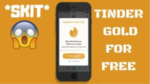 Free Tinder How to get Tinder Gold for FREE iOS & Android in www.techfizzi.com
