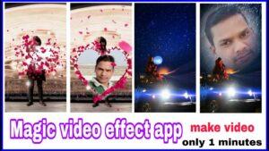Magic Video Effect Download For Windows & MAC PC in www.techfizzi.com