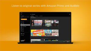 Audible App For PC (Windows 10,8,7 & MAC) Laptop in www.techfizzi.com