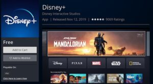 Disney Plus App For PC Windows & MAC Download for Desktop Free in www.techfizzi.com