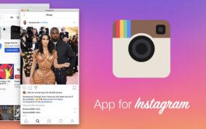 Download & Install Instagram App Free For PC(Windows & MAC) Desktop in www.techfizzi.com