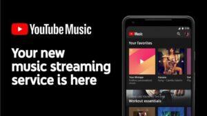 YouTube Music App For PC Download In Windows & MAC Laptop in www.techfizzi.com