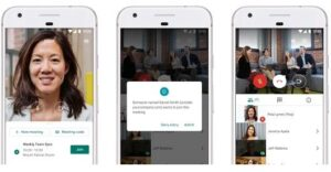 google meet app download and install free for pc windows and mac laptop in www.techfizzi.com