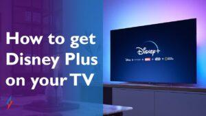 How To Get Disney Plus On Older Samsung Smart TV 20202021