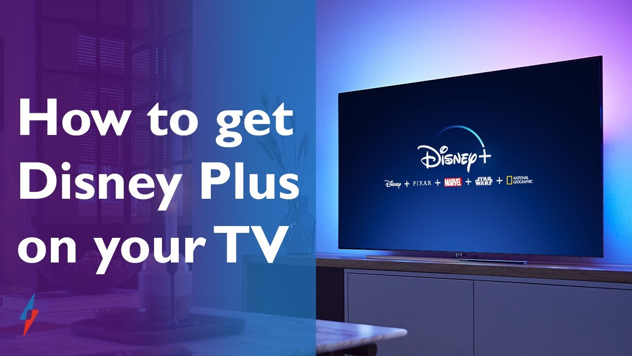 How To Get Disney Plus On Older Samsung Smart TV 20202021