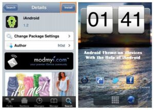 iAndroid 141312 Download and Install For iphone ipad-Without Jailbreak
