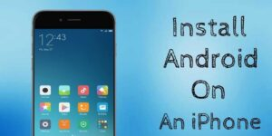 iAndroid 141312 Download and Install For iphone ipad Without Jailbreak