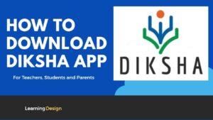 Diksha app Download for PC Windows 10,8,7 & MAC