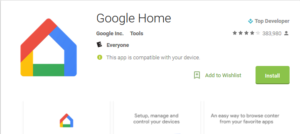 google home app for pc Windows 10,8,7 & MAC 2021 Download desktop
