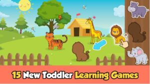 Baby Games for 1+ Toddlers for 18 month old kids