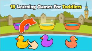 Baby Games for 2 for 18 months kids babies
