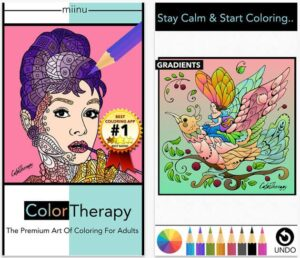 Best coloring apps that let you color your own pictures Android & iOs 2021