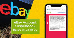 How to Fix ebay Suspended Account in Easy way