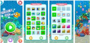 Sensory Baby Toddler app for 18 month old kid