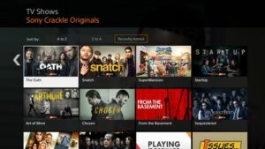 Sony Crackle For PC, Laptop(Windows 10, 8, 7, & MAC)Free