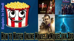 moviecorn for pc, Laptop(Windows 10,8,7, & MAC) 2021 Free
