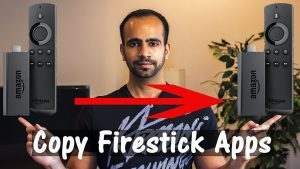 How To Clone a Firestick(copy all files inicluding APK to another firestick) 2021
